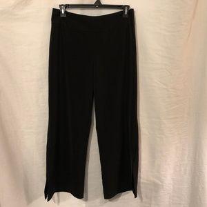 White House Black Market 12 Dress Pants Black 854